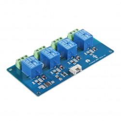 Grove - przekaźnik 4-kanałowy SPDT