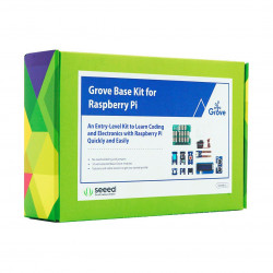 Grove Base Kit for Raspberry Pi kit for beginners
