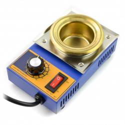 Solder crucible DZ-70503 150W 500g