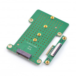 M.2 extend board - nakładka SSD M.2 dla Rock Pi