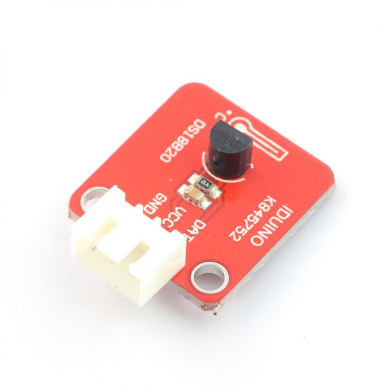 DS18B20 temperature sensor + wire - Iduino SE029*