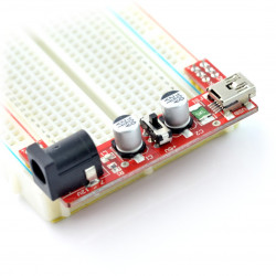 Supply module for contact plates MB102 - 3.3V/5V - Iduino module
