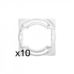 Adapter for Legrand and Gira switch button - 10 pcs