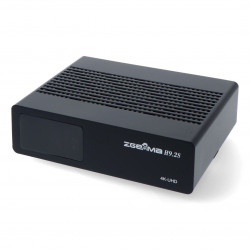 Tuner satelitarny Zgemma H9S DVB-S2X 4K UHD H.265 HEVC LAN LINUX