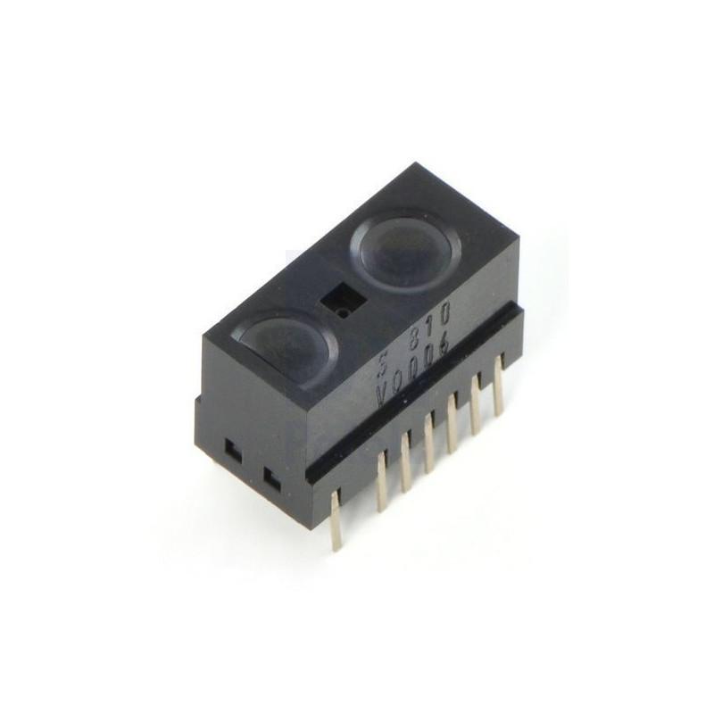 Sharp GP2Y0D810Z0F - cyfrowy czujnik odległości 10cm - Pololu 1135