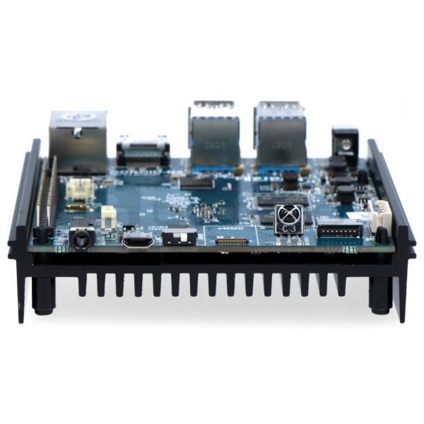 Odroid N2 - Amlogic S922X Quad-Core 1,8GHz + 4GB RAM