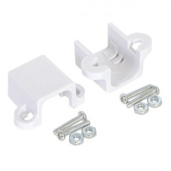 Mount for Pololu micro motors long - white - 2pcs.