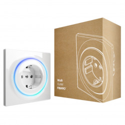Fibaro Walli Outlet type F - electric socket type F