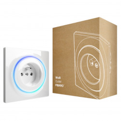 Fibaro Walli Outlet type E FGWOE-011 - electric socket type E