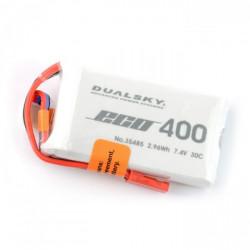 Dualsky 400mAh 30C/5C 7.4V