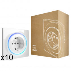 Fibaro Walli Outlet type F FGWOF-011 - electric socket type F - 10 pcs