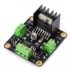 DFRobot L298N - two-channel motor controller - 12V / 2A