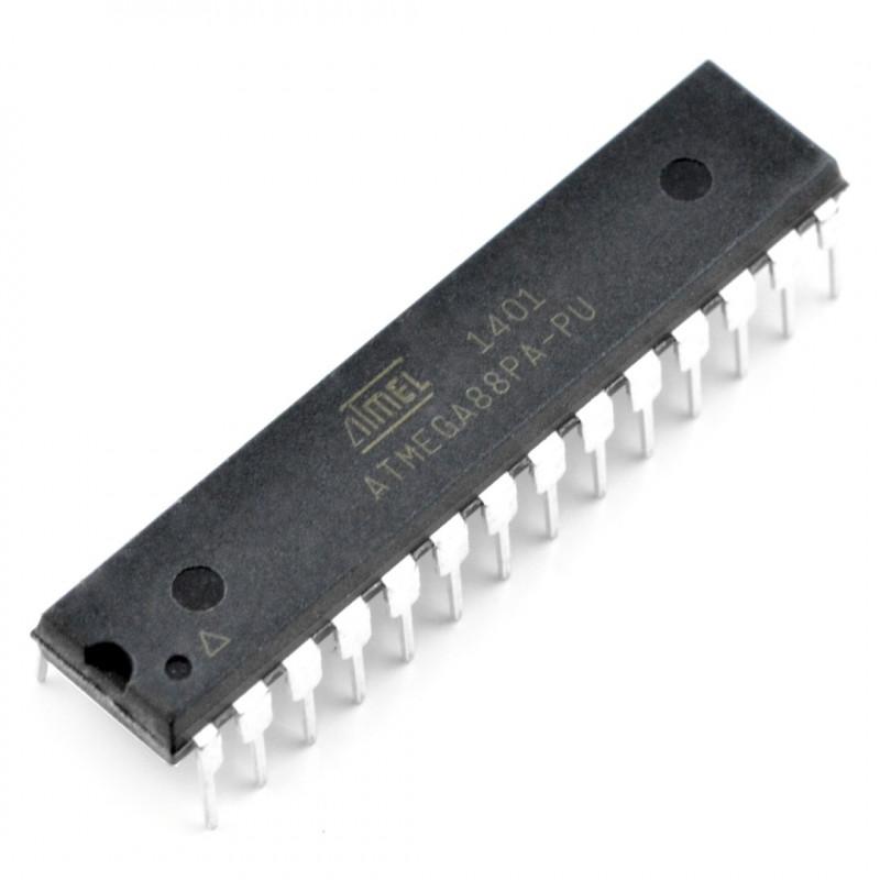 AVR microcontroller - ATmega88PA-PU DIP_