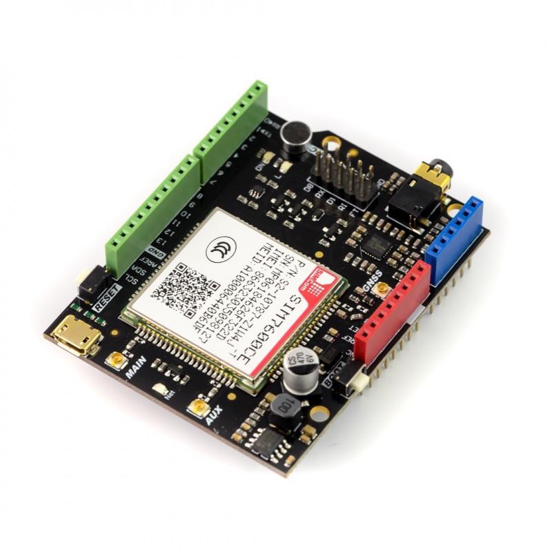 DFRobot - SIM7600CE-T 4G (LTE) - shield do Arduino*