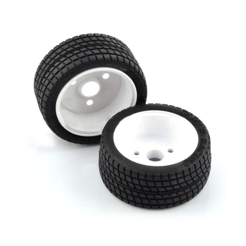 Tamiya 70111 Spot Wheels - 2pcs.