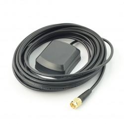 Antena GPS ze złączem SMA mocowana magnetycznie - Blow GPS01A