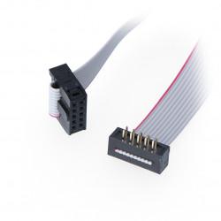 Przewód IDC 10 pin żeńsko-męski do druku - 30cm