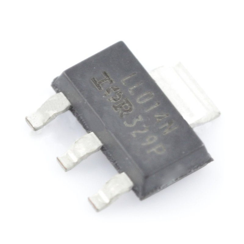 Transistor N-MOSFET IRLL014N - SMD_