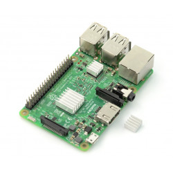 Zestaw Raspberry Pi 3 model B WiFi - Official