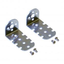 Mocowania aluminiowe Pololu 15.5D mm