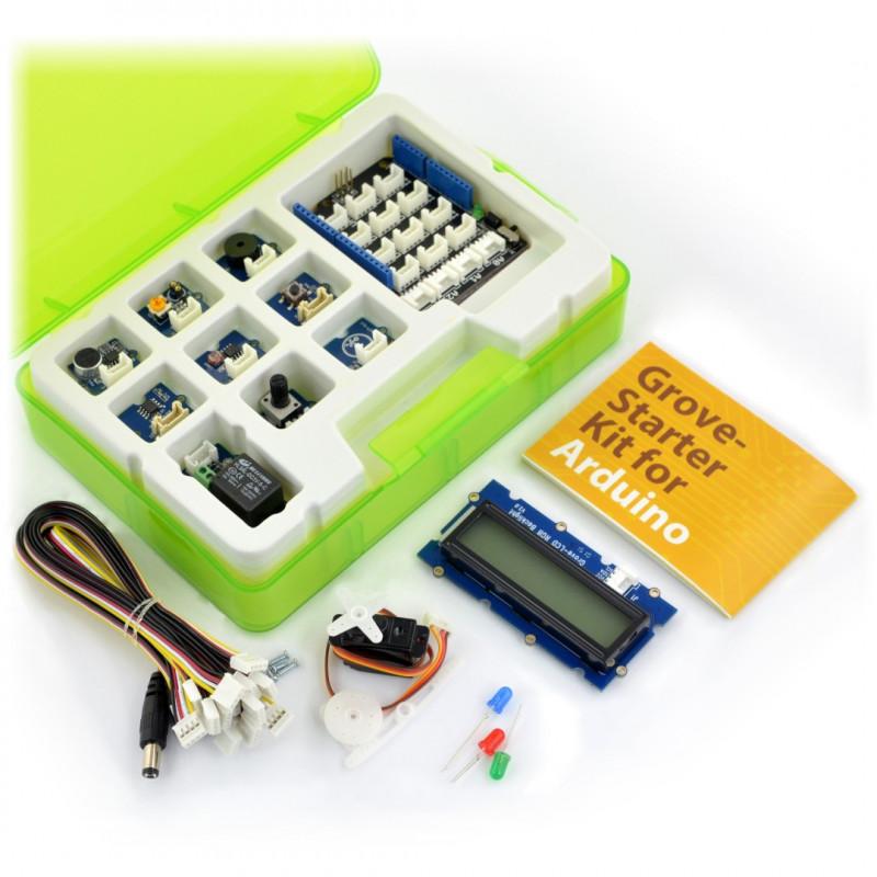 Grove - StarterKit v3 - pakiet startowy IoT dla Arduino