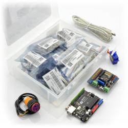 Ardublock Kit - zestaw do graficznego programowania dla Arduino