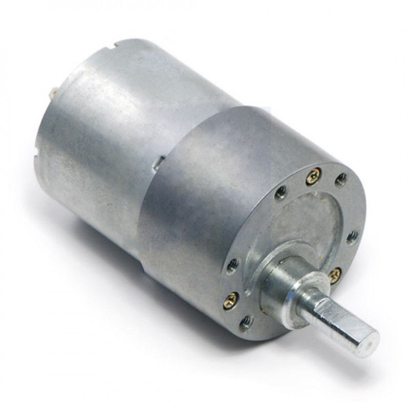 Pololu 37Dx52L Motor with 19:1 Gear 6V 500RPM