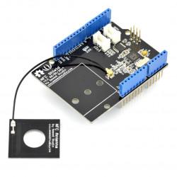 NFC Shield v2.0 pad on Arduino [OK]