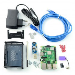 FORBOT - kit Raspberry Pi + a free course ON-LINE - Pre-sale