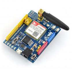 Waveshare GSM/GPRS/GPS SIM808 Shield - nakładka na Arduino