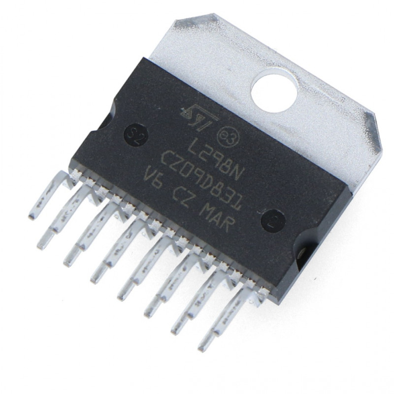 L298N - two-channel motor driver