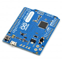 Arduino Leonardo is a low profile
