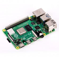 Raspberry Pi model B WiFi Dual Band Bluetooth 1GB RAM 1,4GHz