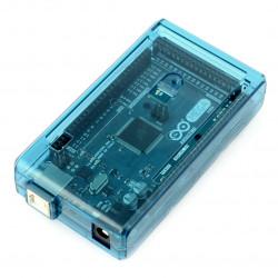 Obudowa niebieska Arduino mega