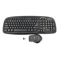 Zestaw bezprzewodowy Blow KM-1 klawiatura + mysz