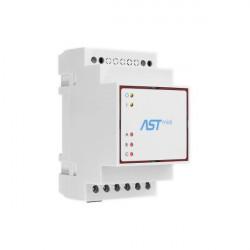 ASTmidi - sterownik oświetlenia ulicznego z anteną GPS - 3x wyjście