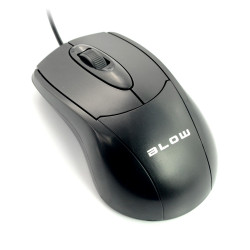 Optical mouse Blow MP-40 USB black