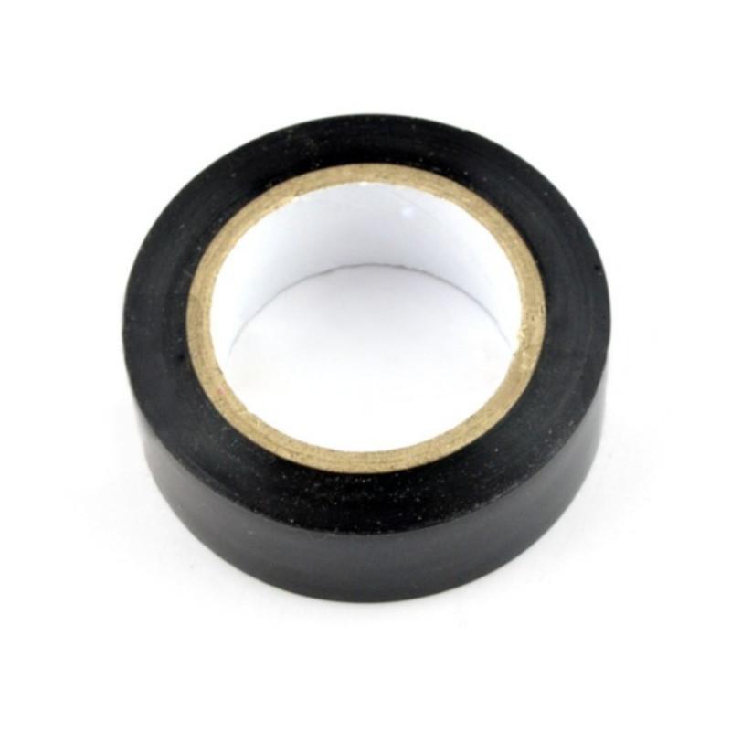 Taśma izolacyjna 19mm x 10m czarna