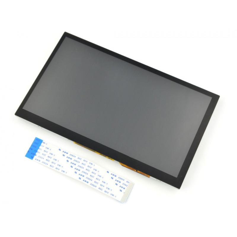 Ekran dotykowy TFT 7'' 800x480px do Banana Pi