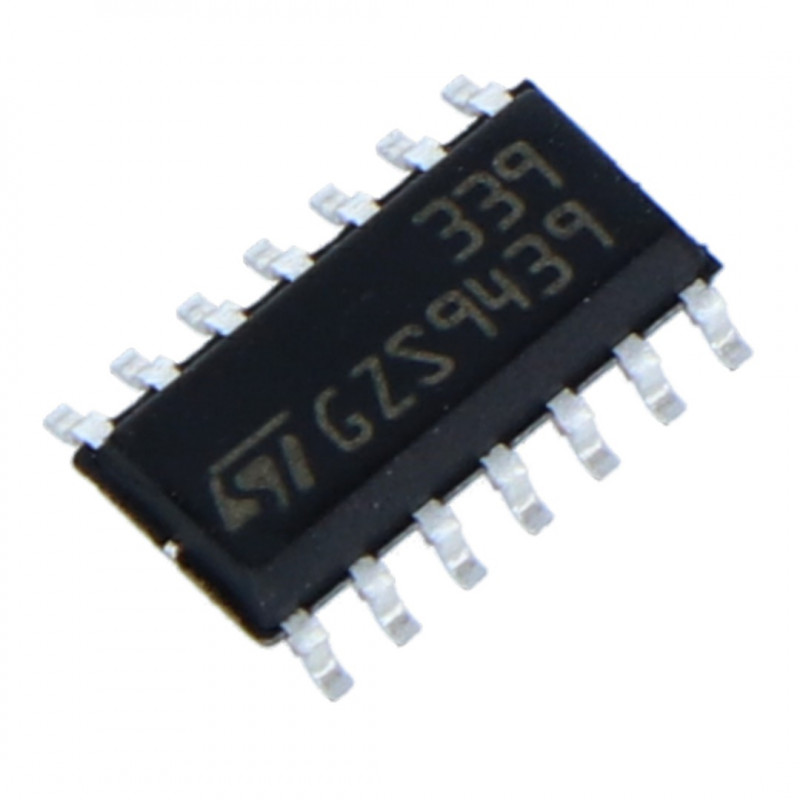 Analog Comparator LM339 - SMD