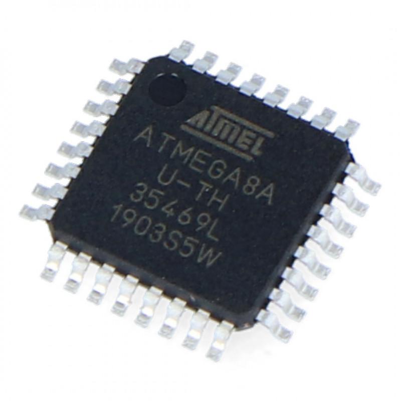 AVR microcontroller - ATmega8A-AU SMD_