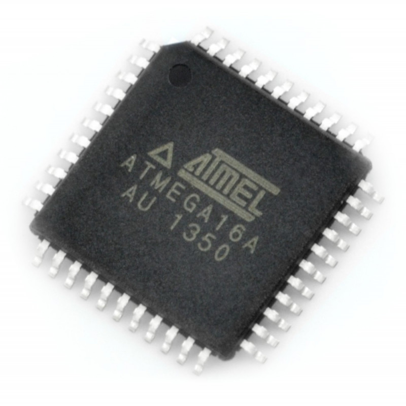 AVR microcontroller - ATmega16A-AU SMD_