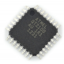 Q-touch AT42QT2100-AU- SMD