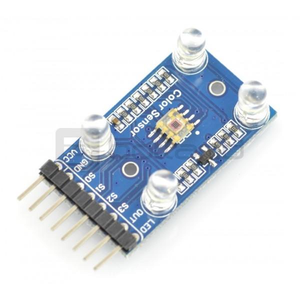 Waveshare Zestaw 13 Modułów Z Przewodami Do Arduino