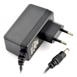 Power supply 12V / 1,67A - DC 5,5 / 2,5mm