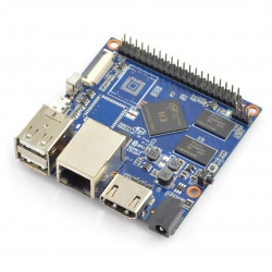 Banana Pi M2+ EDU 1GB RAM Quad-Core