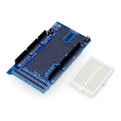 MEGA Proto Prototype ShieldV3.0+170pts Breadboard