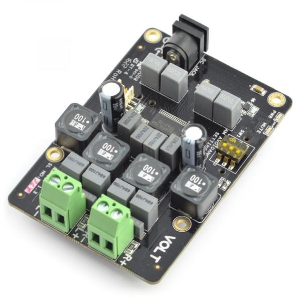 Allo Sparky USBridge - digital sound relay + eMMC adapter + aluminum case_
