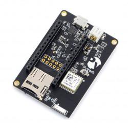 Pytrack Expansion Board - moduł GPS i akcelerometr dla SiPy i LoPy