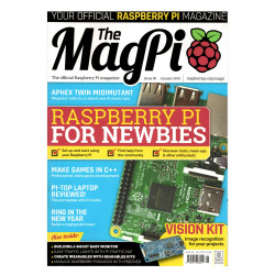 Magazyn MagPi Issue 64